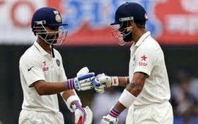 Dharamsala Test: India ease to eight-wicket victory